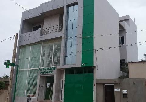 Projet de construction de la Pharmacie Vigueur à Agbalépedogan