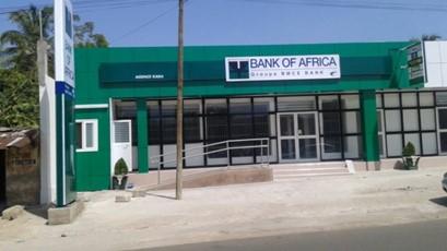 Projet de construction d'une agence de la BOA à Kara
