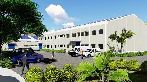Projet de construction d'une usine d'assemblage de matériel électrique à grand Bassam (Cote d'ivoire)