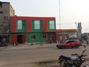 Projet d'aménagement de l'agence Akodésséwa de la Coopec Solidarité