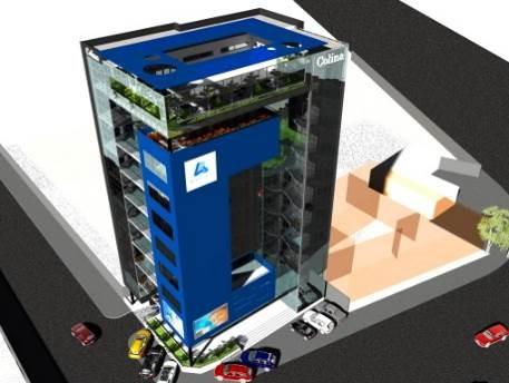 Concours International pour la construction du siège de COLINA TOGO