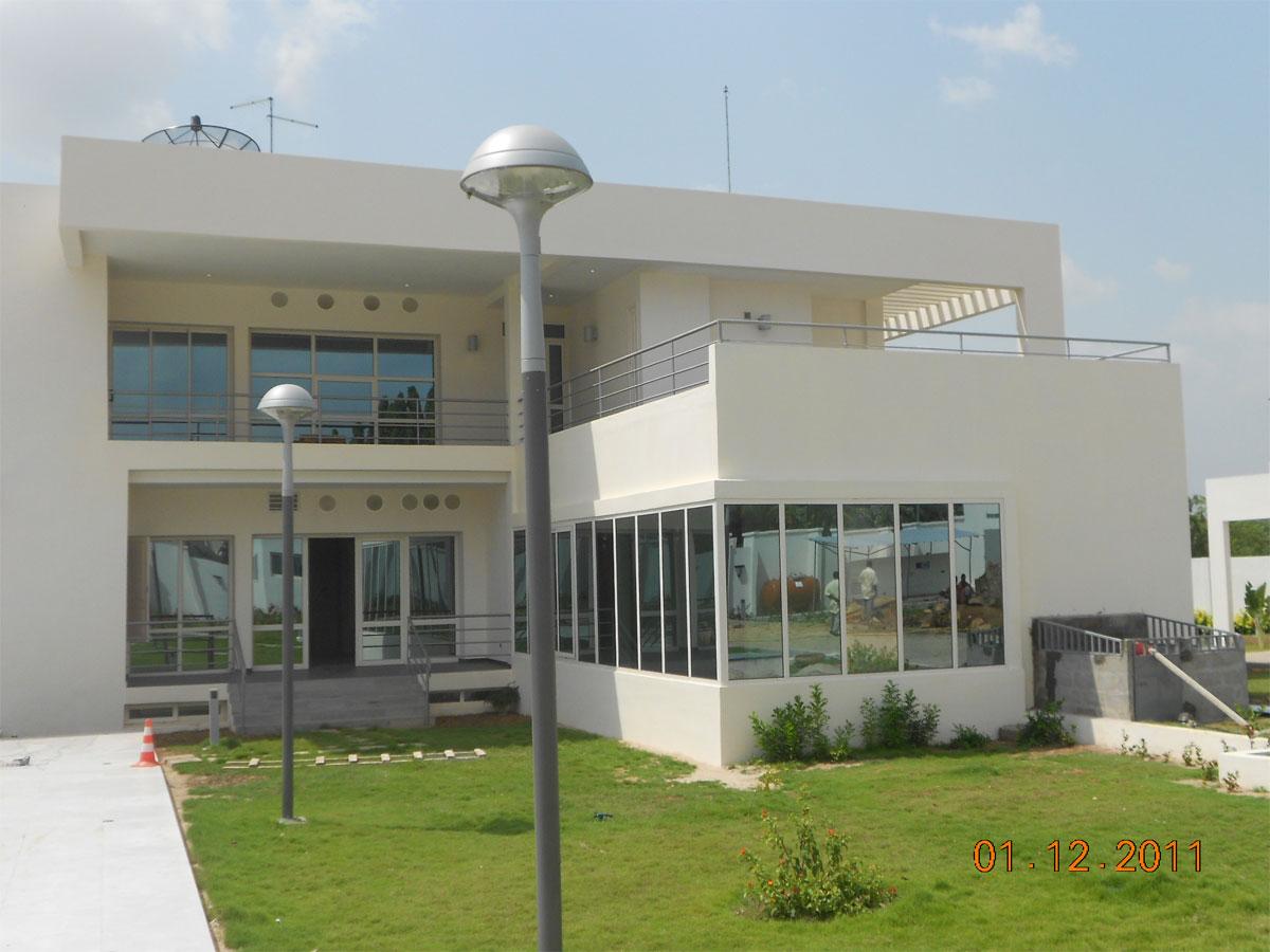 Architecture Lomé Togo