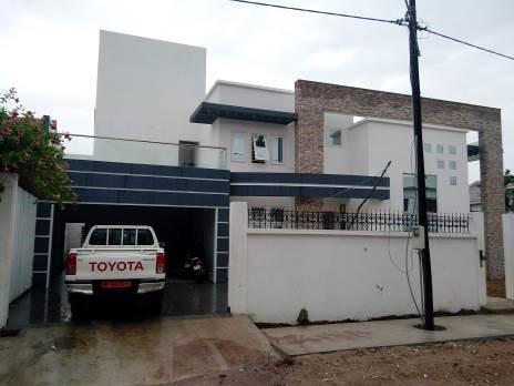 Projet de construction d'une Résidence haut standing au quartier Jak à Cotonou