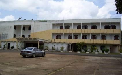 Projet de réhabilitation et d'équipement du grand hôtel du 30 Août de Kpalimé
