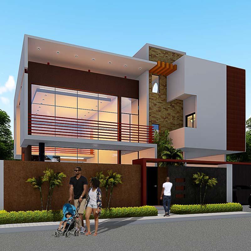 Cabinet d'architecte au Togo composé composée d'architectes, ingénieurs, urbanistes.